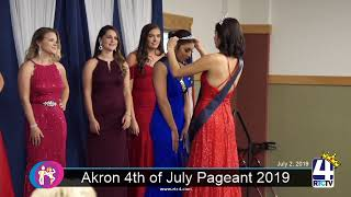 Akron 4th of July Pageant