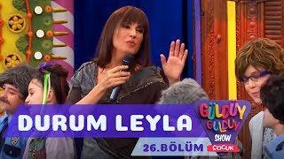 Güldüy Güldüy Show Çocuk 26. Bölüm | Ayşegül Aldinç | Durum Leyla