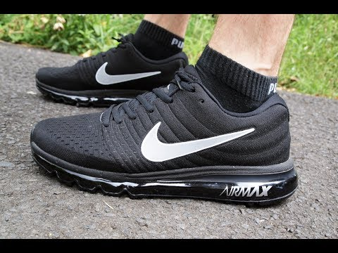 Nike Air Max 2017 Running Review + Rainy Surprise