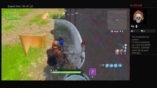 Fortnite battle royal/road to my 4th victory royal