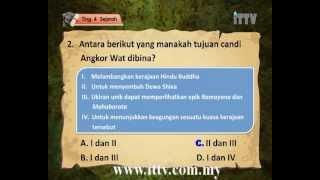 iTTV SPM Form 4 Sejarah Chapter 3 Kerajaan Agraria -Tuition/Lesson/Exam/Tips