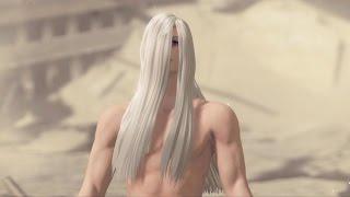 Nier Automata: Boss Fight #2 Adam (1080p 60fps)