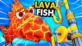 Catching The ULTIMATE LEGENDARY FISH In Virtual Reality (Crazy Fishing VR Funny Gameplay)