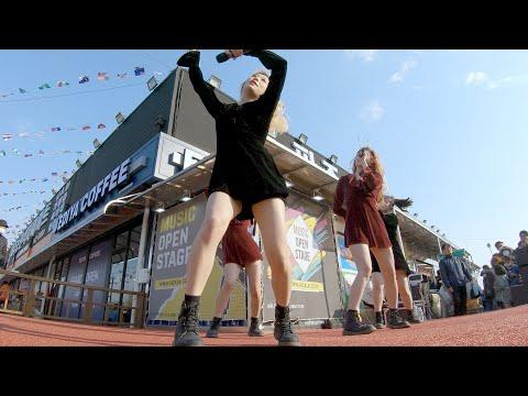 엄지척 | 홍진영 - 걸그룹 홀릭스(HOLICS) 파주 공연 chulwoo 직캠(Fancam)