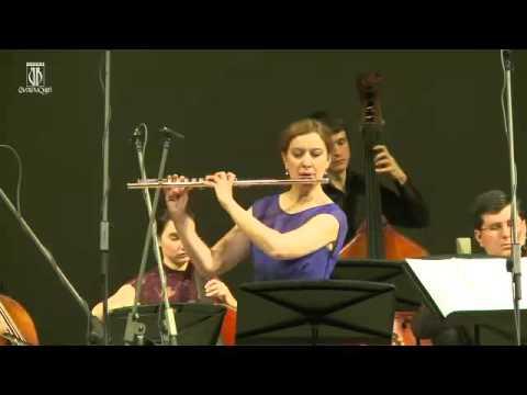 И.С. Бах. Оркестровая Сюита №2 си минор. J.S.Bach. Orchestral Suite №2 h moll