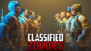 CLASSIFIED EASTER EGG ENDING CUTSCENE (Black Ops 4 Zombies Classified Ending Easter Egg)