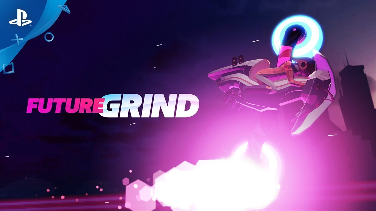 FutureGrind Brings Stunt Platforming Action to PS4 January 22
