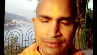 Devabhaktananda Morning Prayers - Rishikesh. Mallareddi Sankara Prasad.mp4