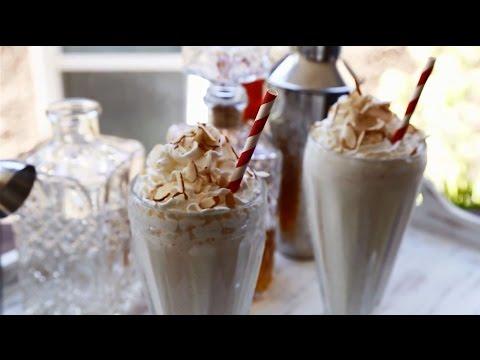 How to Make a Frosted Almond   Boozy Milkshakes   Allrecipes.com