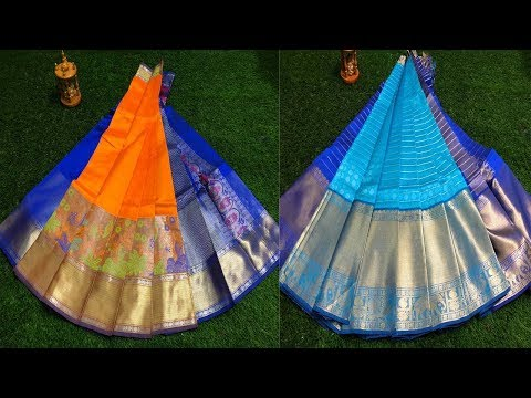 Kuppadam Pattu Sarees Price Below 3000 || Kuppadam Silk