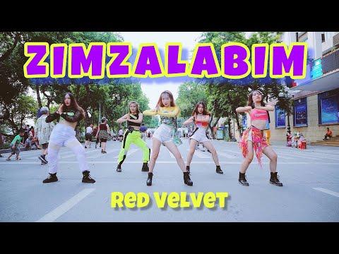 [KPOP IN PUBLIC CHALLENGE] Red Velvet (레드벨벳) – Zimzalabim (짐살라빔)| DANCE COVER BY FIANCÉE | VIETNAM