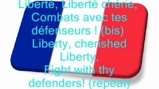 France National Anthem, La Marseillaise