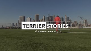 Terrier Stories: Men's Soccer's Daniel Arce Member of Puerto Rican National Team