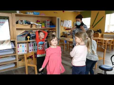 Videobeitrag zum Projekt aus deutscher Sprache Partner Kindergärten