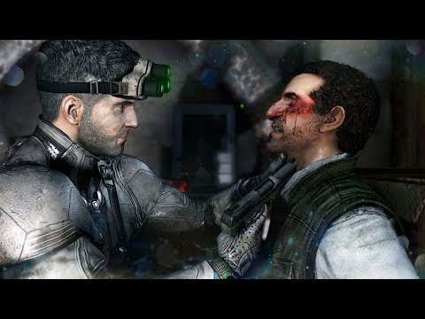 Splinter Cell Blacklist  Pelicula Completa Español