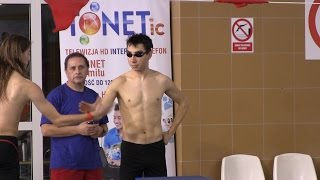 preview picture of video 'Dobre Miasto i okolice pływają 2015-02-07 Tonetic'
