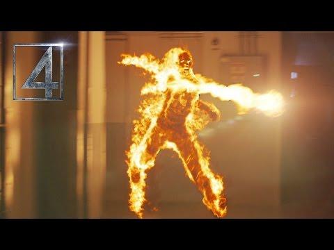 The Fantastic Four The Fantastic Four (TV Spot 'Fight')