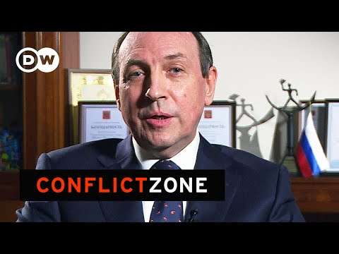 'What do you mean by Novichok?' - Confronting the Kremlin | Conflict Zone