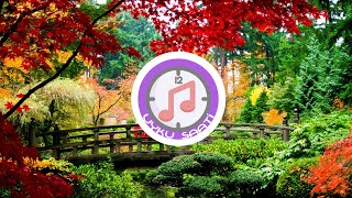 Uzak Doğudan Yağmur Eşliğinde Piyano, Flüt ve Kopuzun Rahatlatıcı Ezgisi