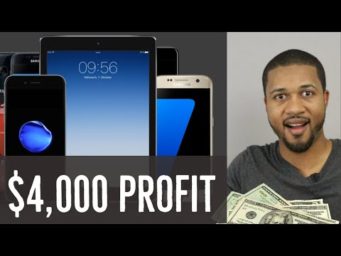 , title : 'How To Buy & Sell Phones And Make Thousands - Phone Reselling Business Explained