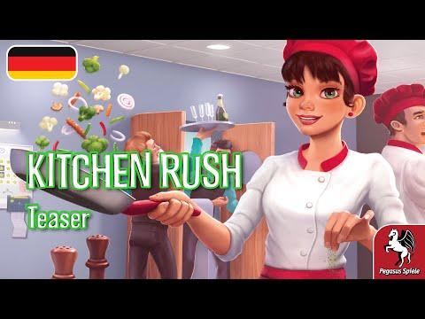 Spieletrailer Kitchen Rush - Vorschaubild