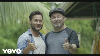 Diego Torres - Hoy Es Domingo - Behind the Scenes ft. Rubén Blades