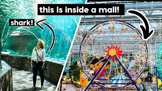 SHARKS IN A MALL?! // Does The Mall Of America Live Up To The Hype?