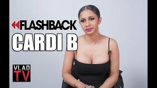 Flashback: Cardi B on Doing Threesomes for