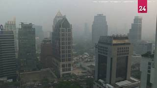 Bangkok to make it rain as city creeps up pollution index
