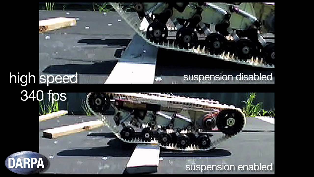 Impressive New Active Suspension System Will Save Lives