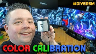 How To Color Calibrate Your Displays Step By Step Start To Finish