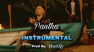 Dappy   Pantha [OFFICIAL INSTRUMENTAL] (Prod By. Huntxh)