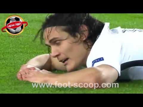 أهداف مباراة برشلونة وباريس سان جرمان 6-1