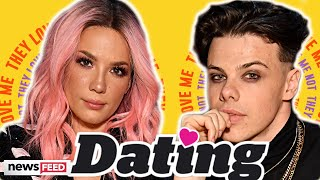 Halsey Breaks Up With Evan Peters & Gets Back With Yungblud?!?