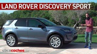 Land Rover Discovery Sport 2020 | Primera prueba | Review en español - Clicacoches.com