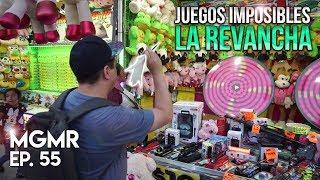 Juegos Imposibles de Feria LA REVANCHA - MiniGames en el Mundo Real Ep. 55