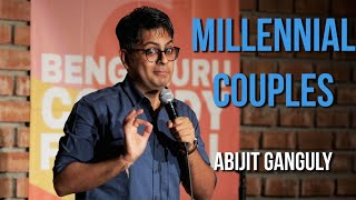 Millennial Couples | Stand-up Comedy by Abijit Ganguly