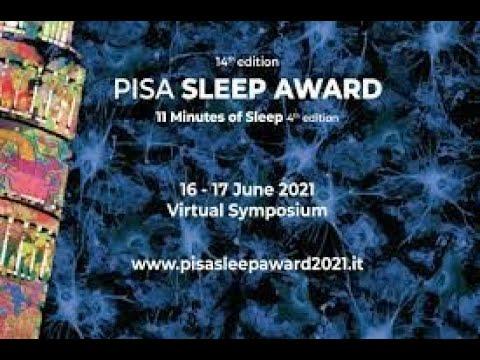 Pisa Sleep Award - 16 Giugno 2021