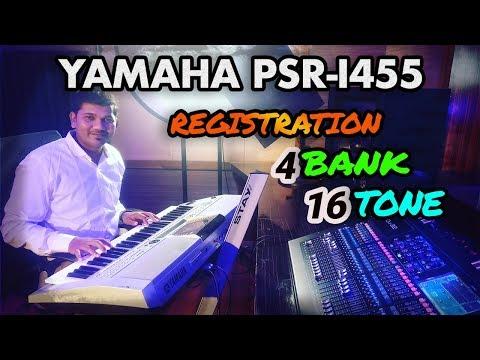 Download Yamaha Psr I455 500 Free Registration Banks Indian How To