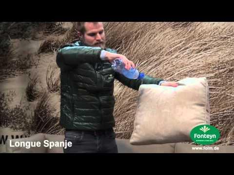 Gartenmöbelset Loungeset, Loungesofa, Chaise Longue Spanje