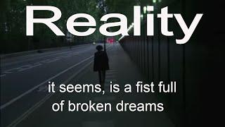 Reality (HD Lyrics) by Abraham Cloud