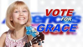 Grace VanderWaal - Vote for Grace AGT 2016