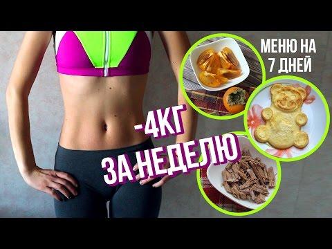 Как быстро похудеть в нижней части живота
