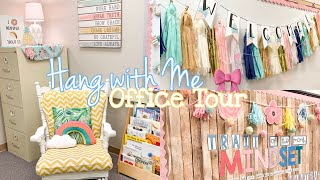 Hang With Me // Office Tour // School Counselor