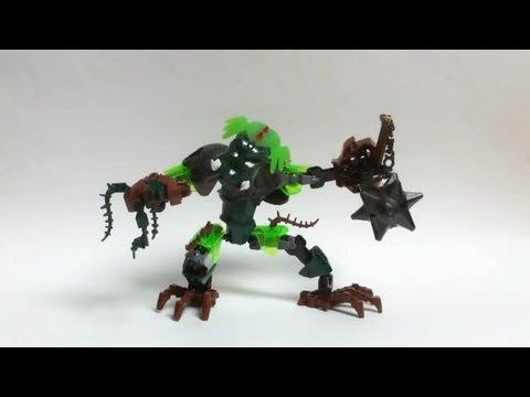 Vidéo LEGO Hero Factory 44007 : Ogrum
