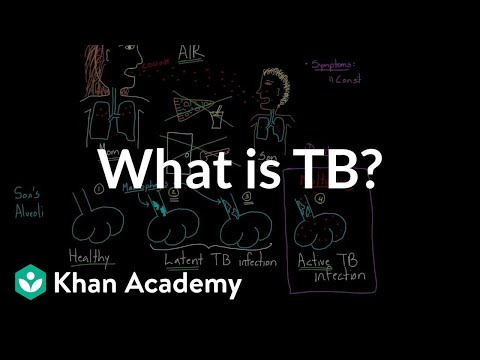 Video What is TB? | Infectious diseases | NCLEX-RN | Khan Academy