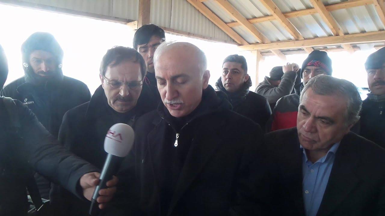 Samsun Valisinden Bafra'daki tekne faciası açıklamaı