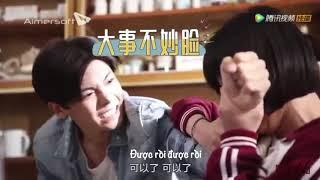 [Vietsub] Hậu trường phim Sống Không Dũng Cảm Uổng Phí Thanh Xuân Tập 1 + 2