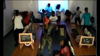 preview picture of video 'Harlem Shake Seconde 10 Lycée de Sainte Anne'