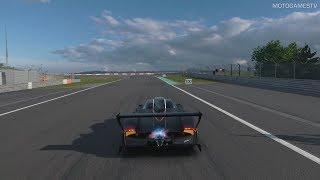 Gran Turismo Sport - Pagani Zonda R